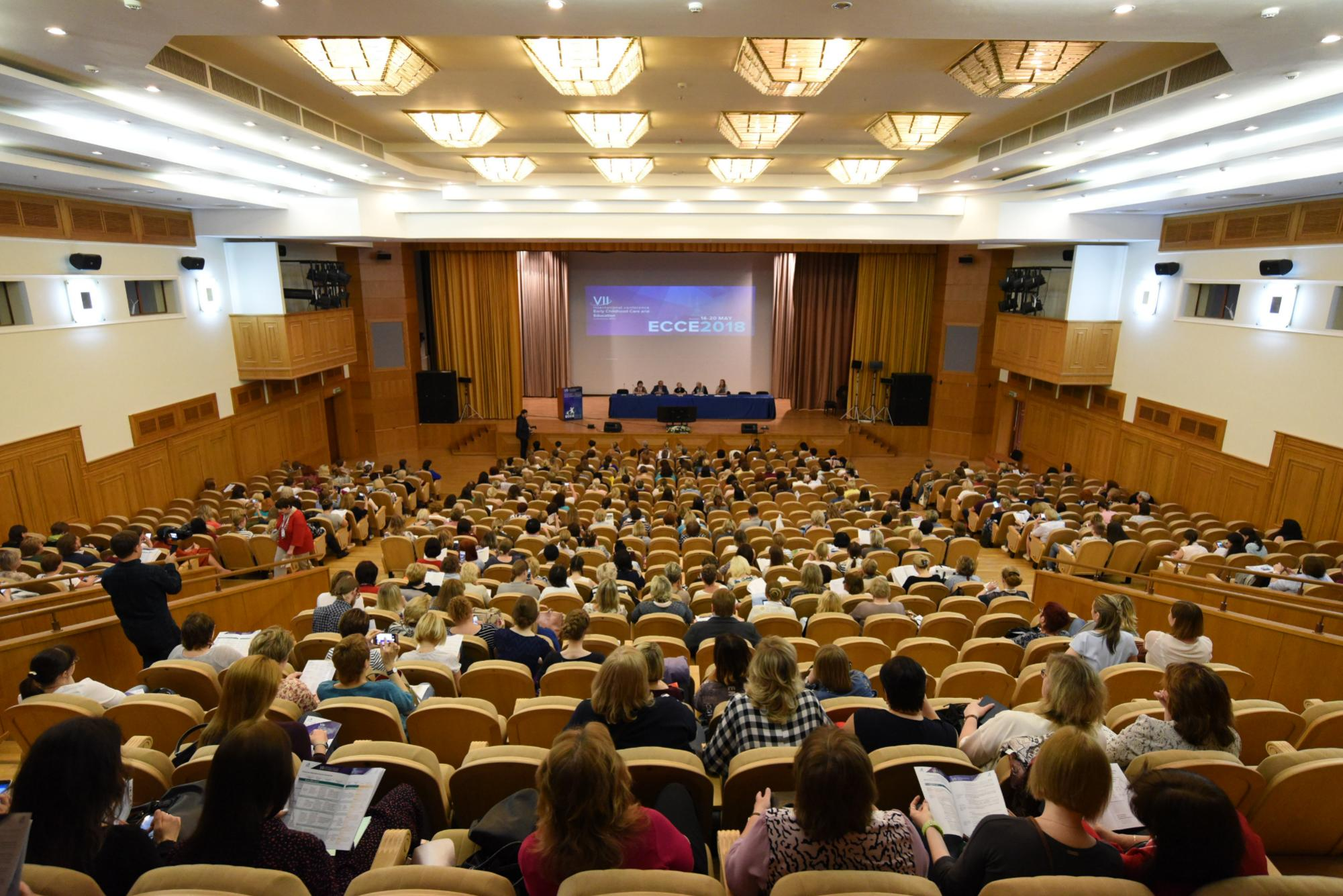 ECCE Сonference 2018 has finished